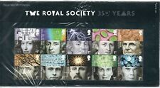 GREAT BRITAIN 2010 ROYAL SOCIETY P/PACK NUMBER 437  LOT 4564B