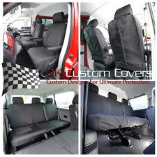 VW T5 T6 TRANSPORTER KOMBI 5 SEATER SET OF SEAT COVERS - (2003 ON) 104 245