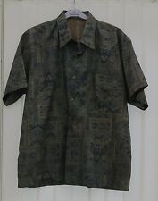 Unbranded Silk Casual Shirts & Tops for Men