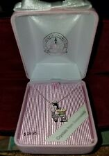 Disney Parks LOVE Necklace Hidden Mickey Icon w/gift box  NEW