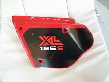OEM HONDA XL185 79-82 XL125S  XR185 XR125 LEFT SIDE COVER SIDE PANEL EXCELLENT