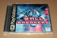 Ball Breakers for Playstation PS1 Complete Fast Shipping!