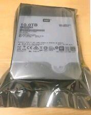"10TB WD RED Helium WD100EZAZ SATA 3.5"" SATA III Internal NAS Hard Drive 256 mb"