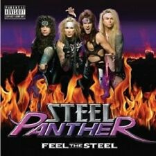 "STEEL PANTHER ""FEEL THE STEEL"" CD NEU"