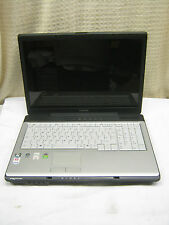 """Toshiba Equium P-200D-139 17"""" Laptop"""