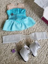 "Clothes ice skating outfit 18"" original American Girl brand (doll not included)"