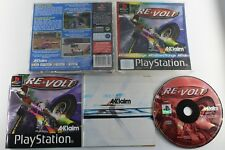 PLAY STATION PS1 PSX RE-VOLT COMPLETO PAL ESPAÑA