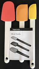 Tupperware Silicone Spatula Bouquet Set of 3 Slim Saucy and Super Styles