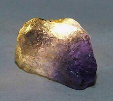 12.50Ct Natural Tanzania Purple & Yellow Iolite Earth-Mined Specimen Facet Rough