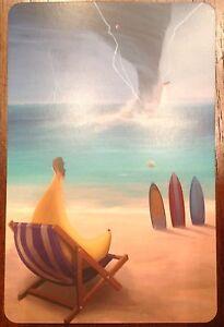 MYSTERIUM Asmoplay game kit promo card - new banana