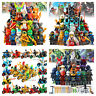24pcs Ninjago Ninja Movie Lloyd Garmadon Cole Minifigure for Lego Minifigures