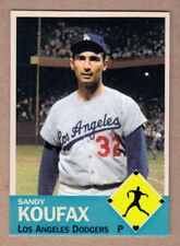 Sandy Koufax '66 Los Angeles Dodgers his final season MC Diamond Collection #21
