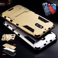 For Nokia 5 6 8 2 3 9 Shockproof Rugged Armor Hybrid Slim Hard Stand Case Cover
