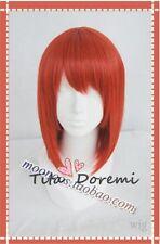 Halloween Wig Hair Cosplay Uta no Prince-sama Nanami Haruka red party Anime Wigs