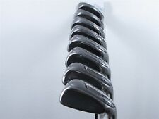 Cleveland Golf 588 Altitude 4-PW,DW Hybrid Iron Set Senior Flex Graphite Shafts