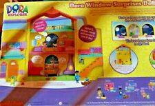 Fisher Price 2009 Playset Dora Explorer Dollhouse Window Surprise NEW IN BOX