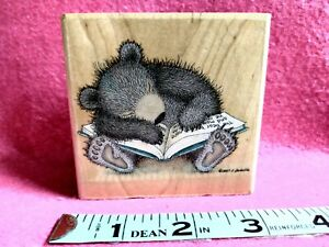 House Mouse Stamp Gruffies Bedtime Story I1090 Stampabilities