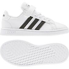Adidas Niños Zapatillas para Correr de Moda Escuela Grant Tribunal 70s Unisex