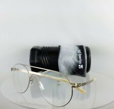 2Brand New Authentic IC! Berlin Eyeglasses Herr Voigt Bronze 50mm Frame