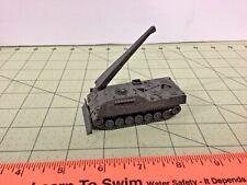 Vintage 1:87 Roco DBGM Bergepanzer Leopard tank, as-is, FREE ship