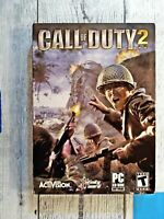 Call of Duty 2 (2005) Complete PC CD-ROM Game