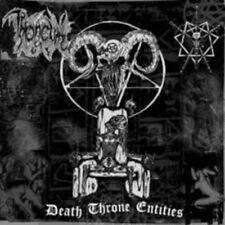 "Throneum ""Death Throne Entities"" CD [OLD SCHOOL DEATH/BLACK METAL FROM POLAND]"