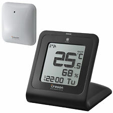 STAZIONE METEO DIGITALE TOUCH SCREEN OREGON SCINTIFIC SL102 NUOVO!