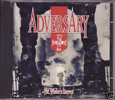 ADVERSARY The Winter's Harvest CD US Death Metal RARE