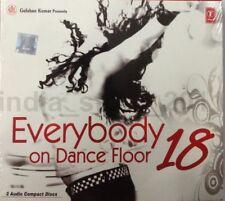 Everybody On Dance Floor 18 2 Audio Cd Set