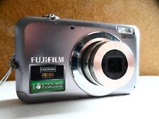Fujifilm FinePix JV Series JV100 12.2MP Digital Camera - Silver.