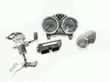 2007 Ducati Sport Classic 1000 Lock Set Ignition Switch Cap Gauge Key 40610381C