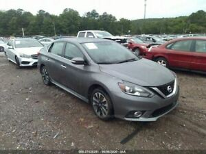 Driver Side View Mirror Power With Turn Signal LED Fits 16-19 SENTRA 140677