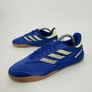 Adidas Copa Nationale Skateboarding Men's Shoes Sneakers Size 11 EG2272 Blue 🔥