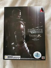Final Fantasy VII (7) Remake - Barret Wallace Action Figure play arts Sealed