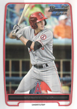 2012 Bowman Draft Draft Picks #BDPP127 Eric Stamets Angels