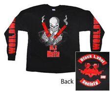 BLACK LABEL SOCIETY - Gun Cross - Longarm Shirt Longsleeve - Größe Size S - Neu
