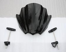 BULLE UNIVERSELLE ROADSTER KAWASAKI Z750 Z800 ER6 N  AUTRES NOIRE