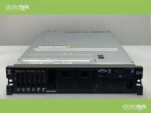 IBM X3650 M4 - 2 x E5-2620 v2, 16GB, ServeRAID M5110E, DVD, 8 x SFF Rack Server