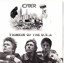 EATER * 'THINKIN' OF THE USA' * PUNK CLASSIC IN NEW CONDITION!!!