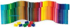 Faber Castell 50 Felt Tip Pens Multi coloured + Free 4 Super Connector