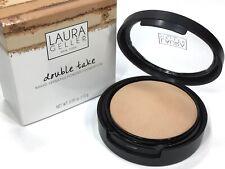 Laura Geller Double Take Baked Powder Foundation *Medium* New In Box 0.35oz