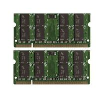 BULK LOT! 4GB (2x2GB) Memory PC2-5300 SODIMM For Lenovo Thinkpad R61i
