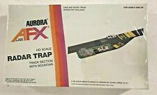 AFX Aurora Radar Trap Track Section w/ Mountain HO Slot Car Accessory #2552 NEW!