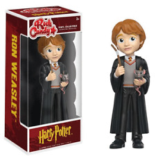 Funko Rock Candy Harry Potter - Ron Weasley with Scabbers