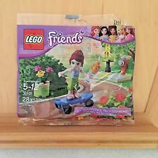 LEGO FRIENDS 'MIA'S SKATEBOARD' - POLYBAG (30101) - NEW UNOPENED PACKAGE!