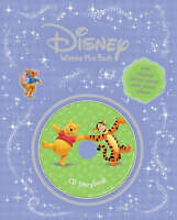 "Disney ""Winnie the Pooh"" Storybook (Disney Book & CD), , Very Good Book"