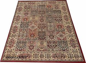 INDIAN TRADITIONAL HANDMADE EMBOSSED CARPET FOR HOME DECOR, 6 X 9 FEET