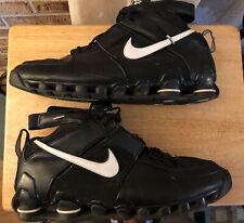 Nike Shox Bomber 310375-011 2004 Black/White sz. 18