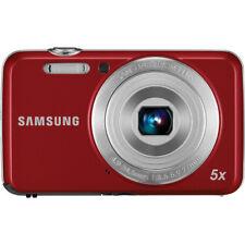 Samsung ES80 12.0 MP Digital Camera - Red