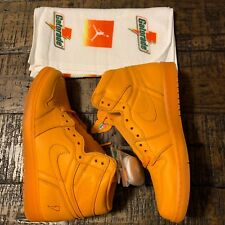 NEW NIKE AIR JORDAN 1 RETRO HIGH OG ORANGE GATORADE SHOE AJ5997-880 MEN SIZE 451179c88